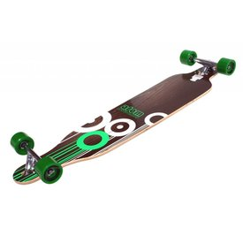 "Atom 41"" Drop through Longboard"