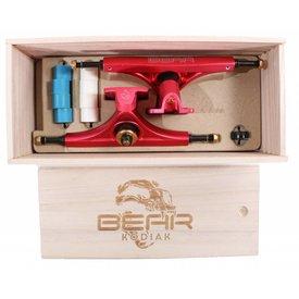 Bear Kodiak Forged Precision 180mm Trucks - Red