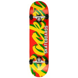 Rocket Skateboard Pro Script - Red