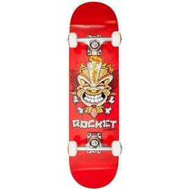 Rocket Skateboard Mini Tiki Fire