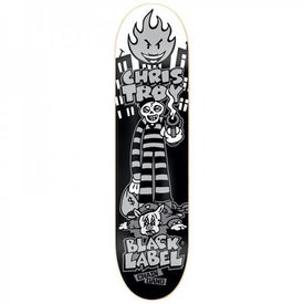 "Black lable Troy Chain Gang 8.25"" - Deck"