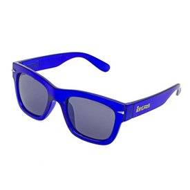 Brigada Big Shot Sunglasses Clear Blue