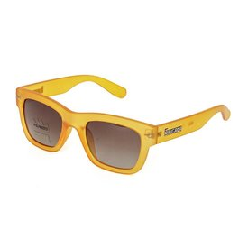 Brigada Big Shot Sunglasses Burnt Orange
