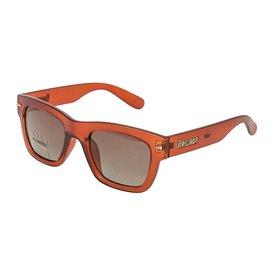 Brigada Big Shot Sunglasses Root Beer