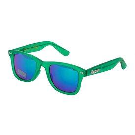 Brigada Shane Heyl Green/Yellow Sunglasses