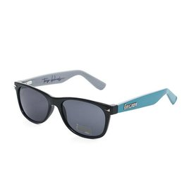 Brigada Terry Kennedy Sunglasses Teal/Grey