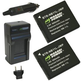 Wasabi Power Kit for Canon NB-11L