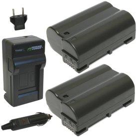 Wasabi Power Kit for Nikon EN-EL15