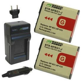 Wasabi Power Kit for Sony NP-BG1