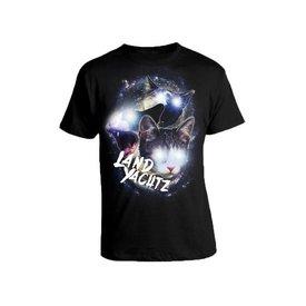 Landyachtz Space Cat T-shirt