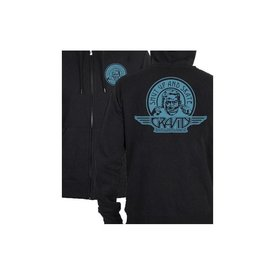 Gravity Zip Hoddie Shut Up