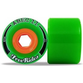 Abec11 Classic Freerides 66mm Wheels