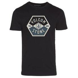 Volcom Miners t-Shirt Black