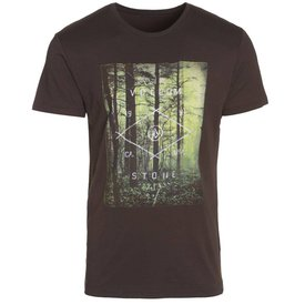 Volcom Rambler T-Shirt Bark Brown