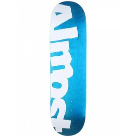 Almost Side Pipe Blue 8.5 Deck