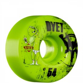 Bones Wheels STF Dyet Whities 83B