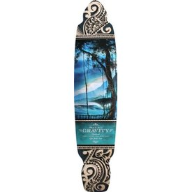 "Gravity 43"" Dropkick ""Arbol y Mar"" Deck"