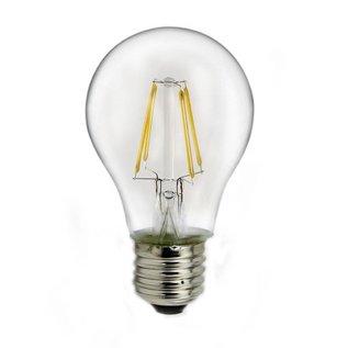 Led Gloeidraad lamp 6W warm wit
