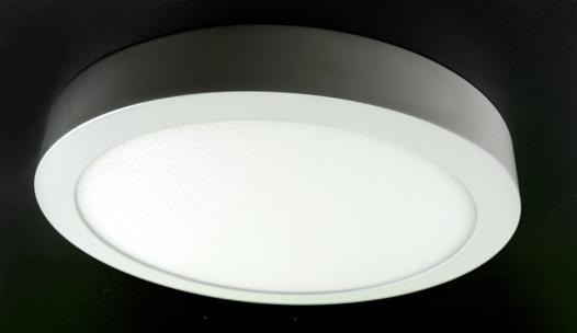 Led plafonniere rond 18w daglicht wit - Ledverlichting webshop