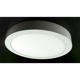 Led Plafonniere 18W 22 cm rond warm wit licht