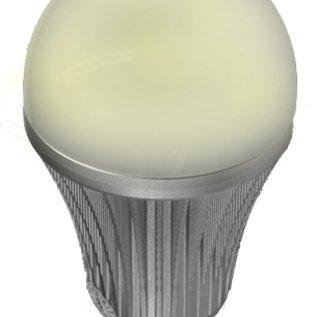 Ledlamp 7 Watt dimbaar warmwit E27allen per 4 stuks