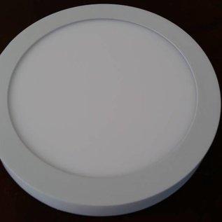 Plafonniere wit metaal rand 18W wit kleur 4000K normaal wit
