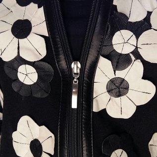 Sensiri  purefashionshop Lederen en Suède jasjes en vesten zie purefashionshop.nl