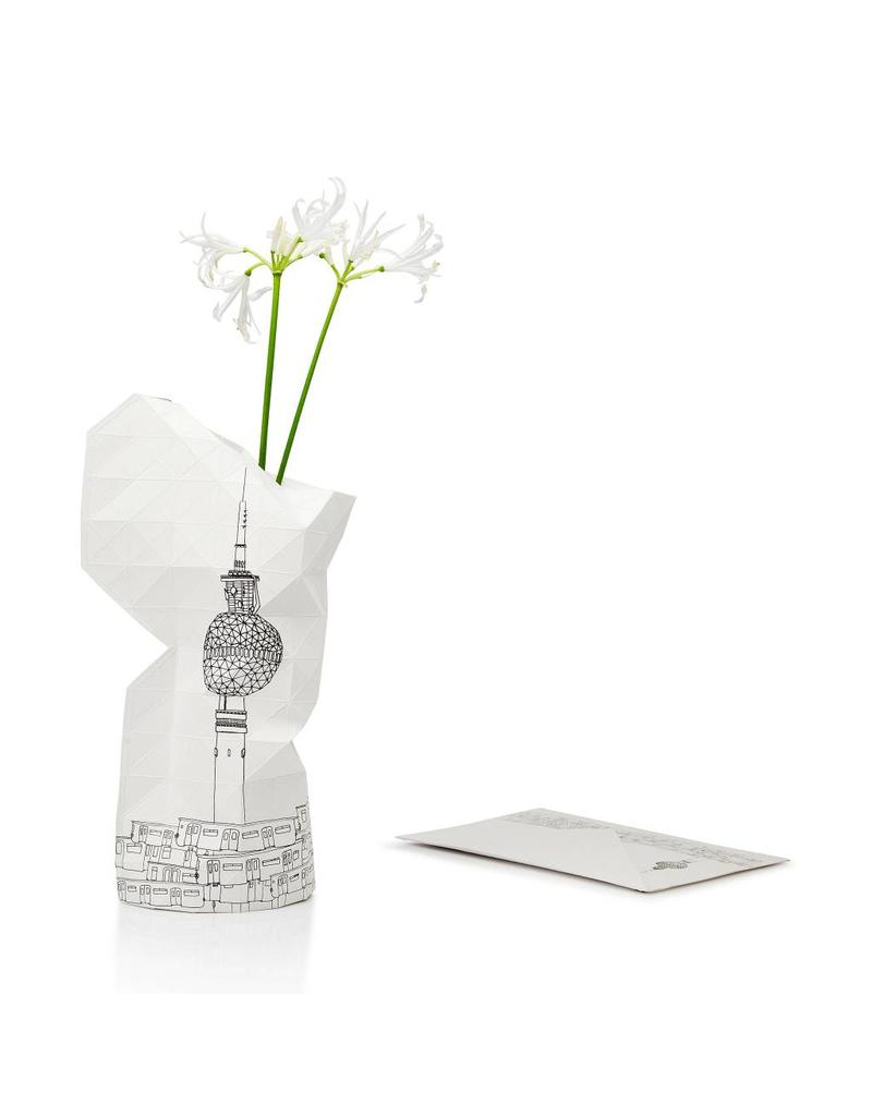 Paper Vase Cover City Edition - Berlin