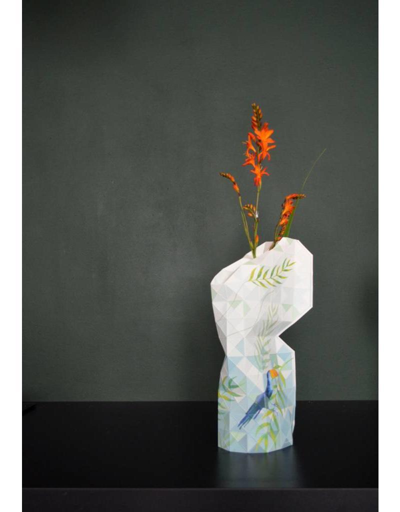 Paper Vase Cover Toucan