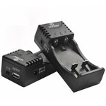 Fenix XTAR WP2II batterijlader voor o.a. 18650