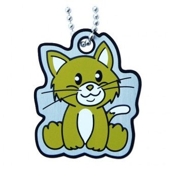 Cache Advance Trackable tag Cachekinz™- Kitten