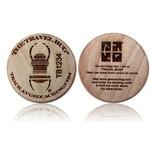Groundspeak Woodies - Travel Bug (2 stuks)