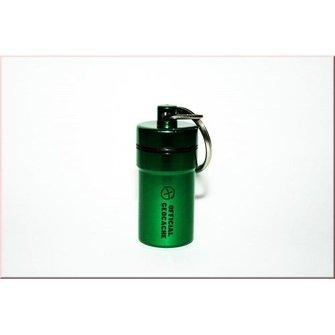 CacheQuarter Micro container - NACRO (groen)