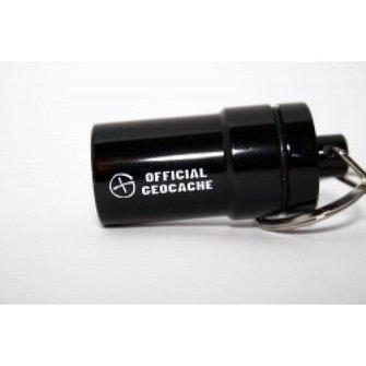 CacheQuarter Micro container - NACRO (zwart)
