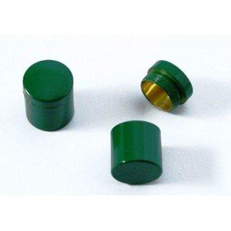 CacheQuarter Nano container - magnetisch (groen)