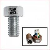 Cache Advance Nano Bout cache (magnetisch) - roestbruin