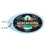 Groundspeak Groundspeak Travel 'Hide it-Find it-Log it' tag