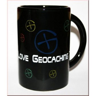CacheQuarter Mok - I love Geocaching!