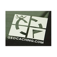 Geocaching stickers