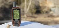Garmin GPS met kaartweergave