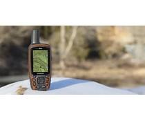 GPS met kaartweergave