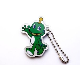 CacheQuarter Trackable tag Signal the Frog - Wandelen