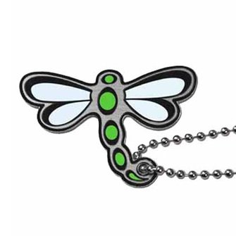 Cache Advance Trackable tag Cachekinz™ insect: Libelle