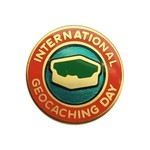Groundspeak Nano geocoin - International Geocaching Day 2016