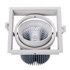 LED Cardanische inbouwspots, serie Jasmijn 1X45W Philips Driver