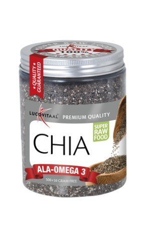 Lucovitaal Super raw food chiazaden Inhoud:550g