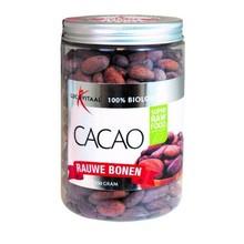 Lucovitaal Super raw food cacao bonen Inhoud:450g