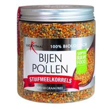 Lucovitaal Super raw food bijenpollen Inhoud:350g