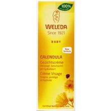 Weleda Calendula baby gezichtscreme Inhoud:50ml