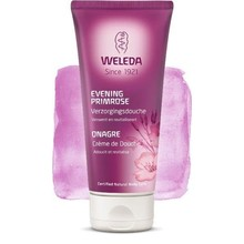 Weleda Evening primrose verzorgende douche Inhoud:200ml